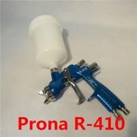 free shipping, Prona R 410 coating spray gun air painting gun, Automotive furniture industry spraying gun, car painting gun,R410