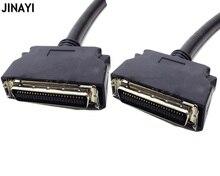1.5 เมตร 3 เมตร SCSI50 SCSI 50 Pin ชายสัญญาณ Terminal Breakout ข้อมูลสาย CN ประเภทการ์ดเชื่อมต่อ