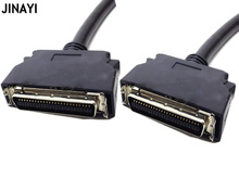 1.5 متر 3 متر SCSI50 SCSI 50 دبوس الذكور إشارة محطة اندلاع كابل بيانات CN نوع التقاط موصل بطاقات كابل
