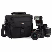 Оптовая продажа натуральная Nova 180 AW черный плечо Цифровые зеркальные Камера фото рюкзак сумка с 360 All Weather Cover