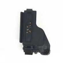 audio adapter for motorola visar HT1000 XTS2000 XTS2500 XTS3000 XTS3500 MTX838 to 2pins etc two way