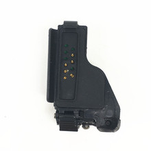 audio adapter for motorola visar HT1000,XTS2000.XTS2500,XTS3000,XTS3500,MTX838 to 2pins etc.two way radio walkie talkie