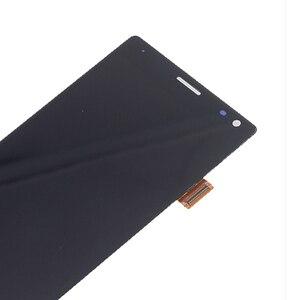 """Image 5 - 6.0 """"orijinal Sony xperia 10 i3123 i3113 i4113 i4193 LCD ekran dokunmatik ekran digitizer Sony xperia 10 LCD tamir parçaları"""