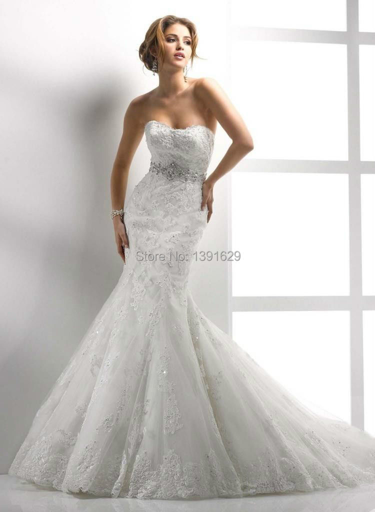 Excellent Games New White Ivory Mermaid Bridal Wedding Dress Dresses Pregnant Long Trailed Custom Size From Reliable Up With