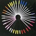 Eyemix Pestañas Cepillo 8 Colores de Alta Calidad Cepillo de Pestañas De Extensión de Pestañas Profesional