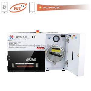 KO MAG Cell Phone Repair Touchscreen LCD Laminating Machine Bubble-free OCA Laminator + Vacuum Pump(China)