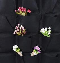 G-2 цвета Клык цвета черный утолщение горшок из ткани горшок для растений контейнер для проращивания растут сумки для инструментов сад горшки товары для огорода