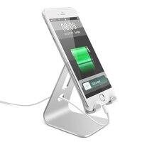 Универсальный держатель для мобильного телефона Nulaxy из алюминиевого сплава