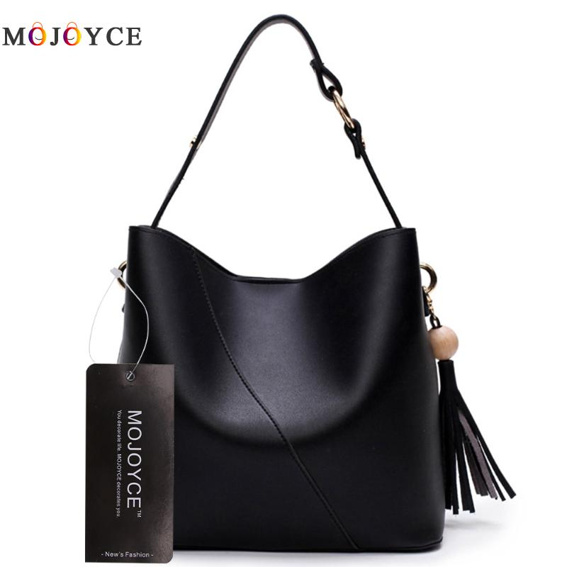 Mojoyce Brand handbag women shoulder bag female casual large tote bags high quality artificial leather ladies hobo handbag [whorse] brand high quality women genuine leather shoulder bags cowhide ladies casual tote bag large capacity wa5054 7