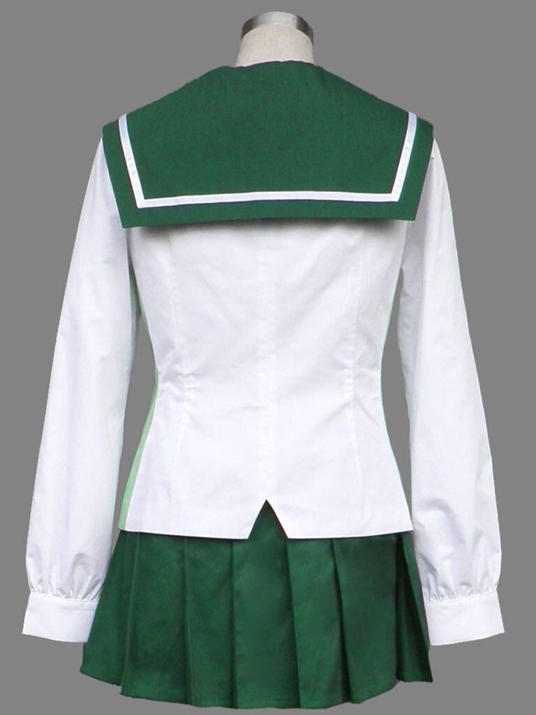 2016 Nuevo anime highschool of the Dead Cosplay Fujimi High School Girls  busujima Saeko escuela unifrom Cosplay en Disfraces anime hombre de La  novedad y de ... fc6131c9bc24