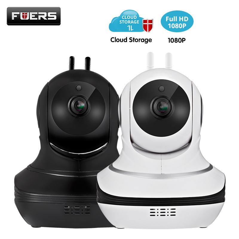Fuers 1080p Wifi Cloud Camera Smart Home Security Ip Cloud Camera 1080P HD Cloud Storage Privacy Protection Surveillance Camera kerui 1080p cloud storage wifi ip camera surveillance camera 2 way audio activity alert smart webcam