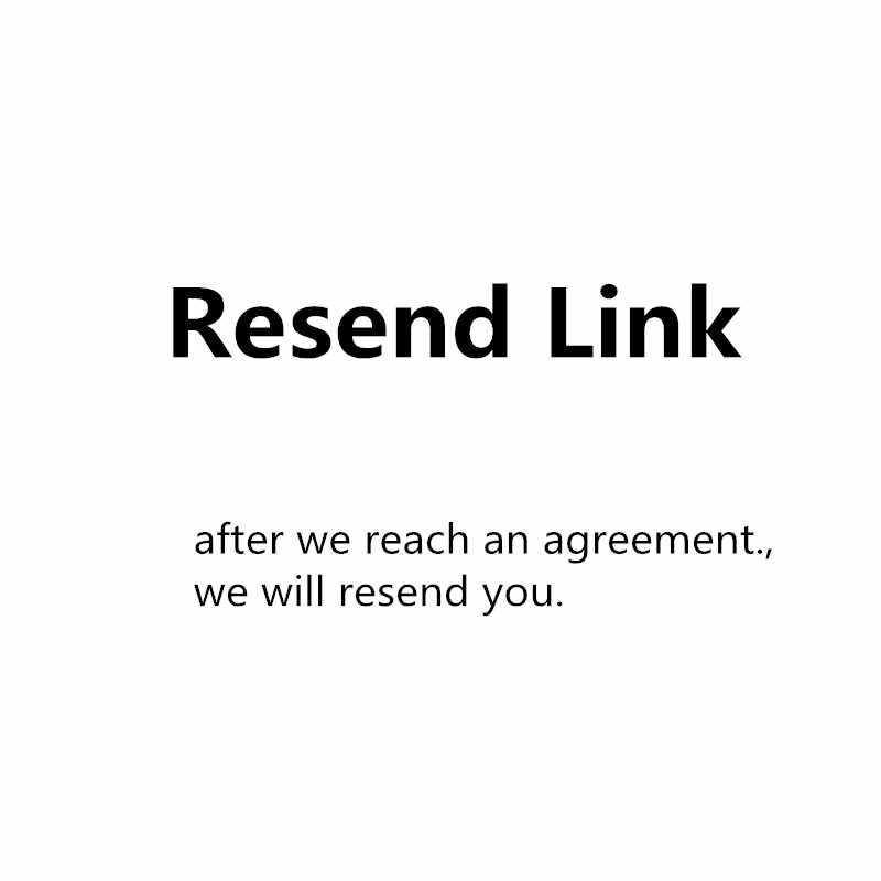 Después de llegar a un acuerdo, te volveremos a enviar mediante este enlace de reenvío de 0,01 $