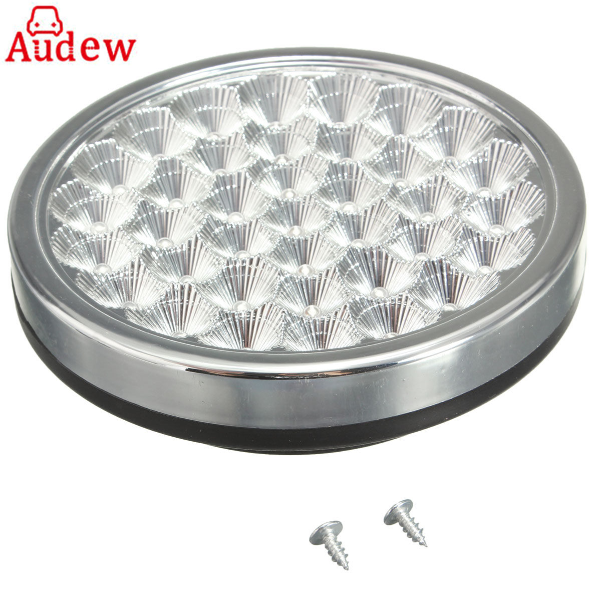Car Auto LED Interior Indoor Roof Ceiling 37LED Dome Light White Lamp For Car Trailer Taxi Truck RV DC12V guangdian car led light auto interior light kit roof vanity light glove foot trunk cargo lamp t10 festoon for kia ceed 2006 2015