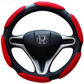38cm Diameter Steering Wheel Cover Car For Most Cars High Quality Lenkradabdeckung Universal Sandwich 15 Steering Wheel Covers
