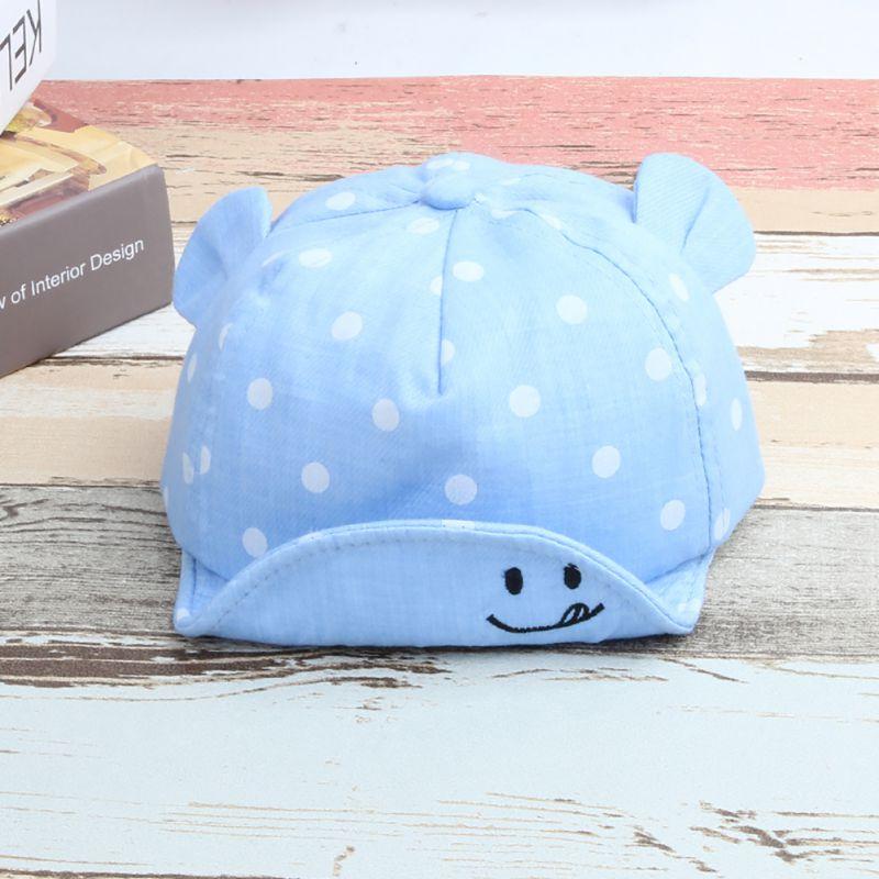 Шапочка для девочек Летняя детская шапка с солнцезащитным кремом для новорожденных