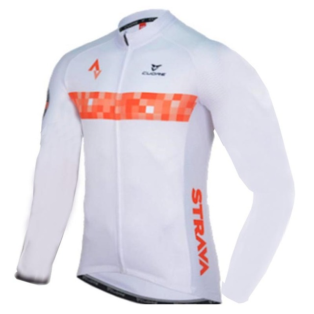 2019 Strava Long sleeve Cycling jersey MTB Bike Clothing Men s Breathable Bicycle  clothes Ropa Maillot Ciclismo Hombre Bicicleta d1c419bb9