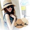 Women's Girls Ladies Straw Hat Wide Large Brim Sun Summer Beach Cap Accessories