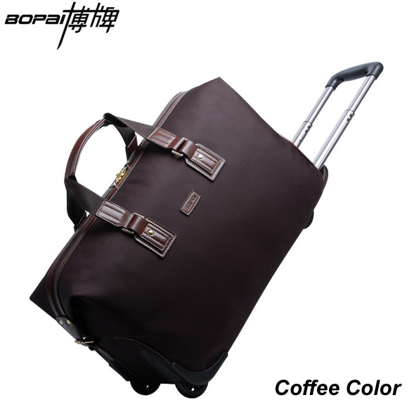 Online Buy Wholesale rolling weekend bag from China rolling ...