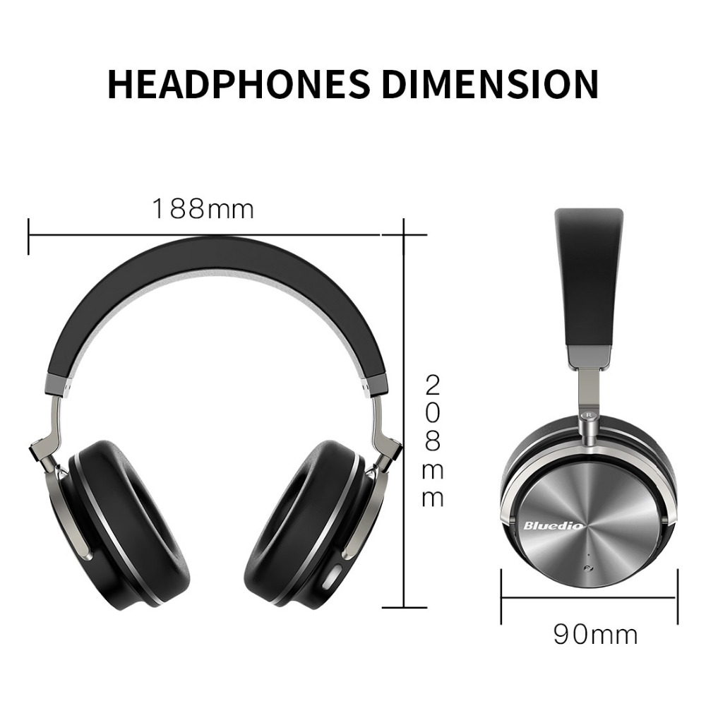 Bluedio T4 wireless headphones portable bluetooth headset with microphone for IPhone Samsung,huawei xiaomi 2018 original jkr 218b bluetooth headphones with microphone wireless headset bluetooth for iphone samsung xiaomi headphone