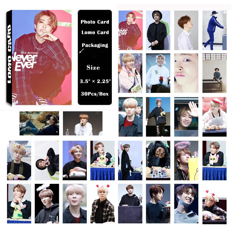 Jewelry Findings & Components Smart Kpop Got7 Album Jackson Self Made Paper Lomo Cards Photo Card Poster Hd Photocard Fans Gift Collection Beads & Jewelry Making