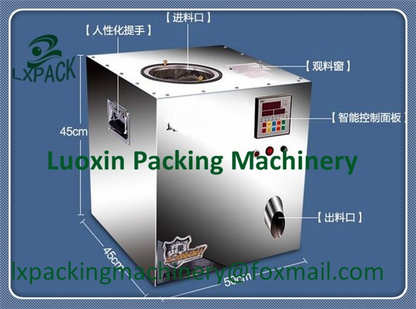 LX-PACK Brand Lowest Factory Price Cup filling & sealing machine Capping machine Granule/Powder/Liquid/Paste Packing machine semi measuring cup manual powder granule filling machine