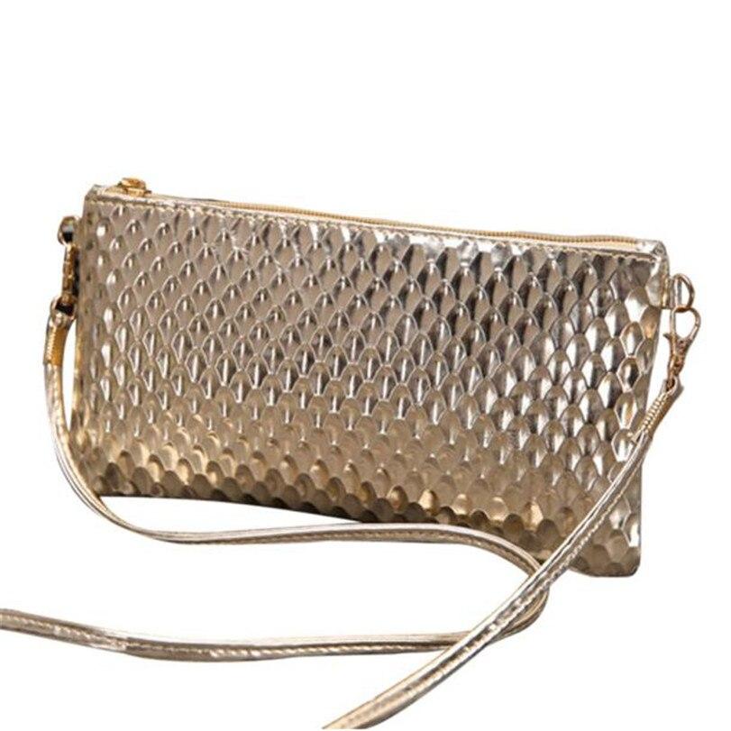 Fashion Women Zipper Leather Handbag Cross Body Shoulder Messenger Bags  luxury purse designer bolsos mujer wholesale a8c39b6dc3