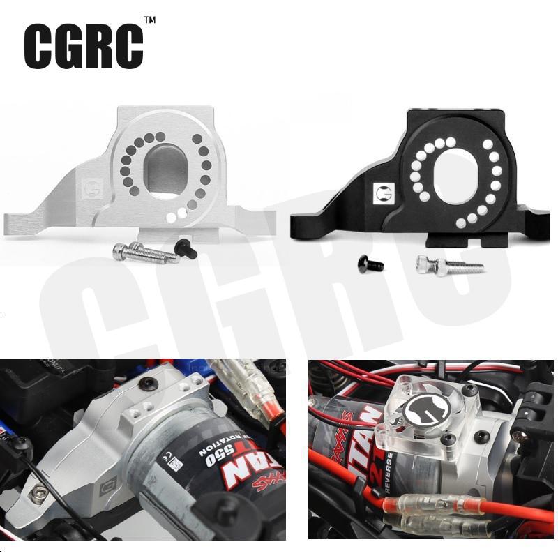 Support moteur en aluminium pour 1/10 Rc chenille Traxxas Trx-4 mise à niveau originale #8290
