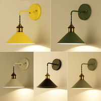 Modern Fashion Wall Light Fixture Hallway Stairs Bedroom Living Room Corridor Study Cafe Light Adjustable Bra
