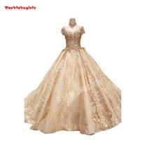 57780 Elegant Off The Shoulder Flowers Wedding Dresses