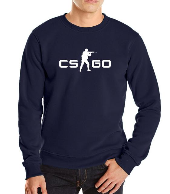 2017 New Autumn Winter CS GO Cotton Sweatshirt Men O-Neck Men's Drake Hoody Brand Fashion Hoodies Tracksuit Funny Hot Sale S-XXL