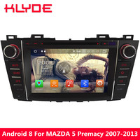 KLYDE 8 Android 8 0 4G WIFI Octa Core PX5 4GB RAM 32GB ROM Car DVD