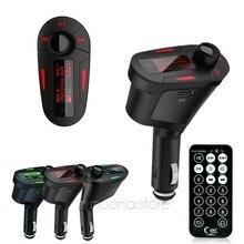 Bosion 3 цветов Car Kit Mucsic беспроводной FM передатчик радио модулятор с USB SD MMC + бесплатная доставка QP0026-30