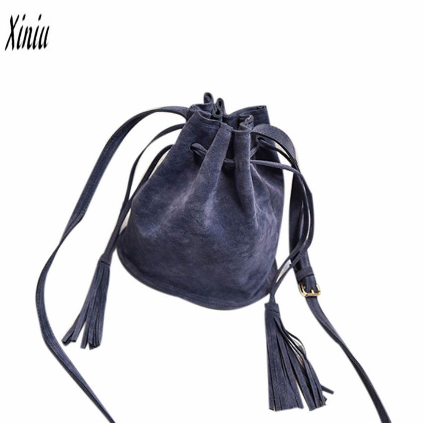 2018Women Bag Messenger Bags New Handbag Tassel Shoulder Handbags Crossbody Gift Ladies Brand Luxury Women's Shoulder Bag Sacos