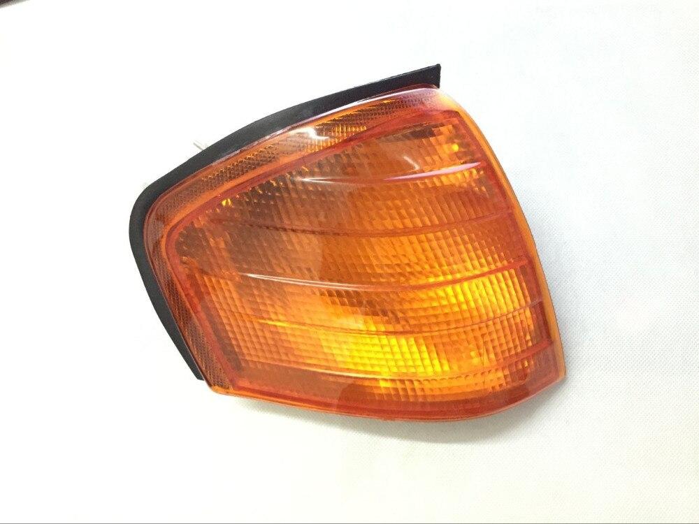 White Corner Light Left Side For Mercedes W202 C180 C220 C200 C250 C230 C240