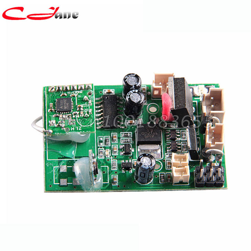 все цены на Free shipping Wholesale WL V912 spare parts PCB box V912-16 for WL V912 2.4G 4CH RC Helicopter онлайн