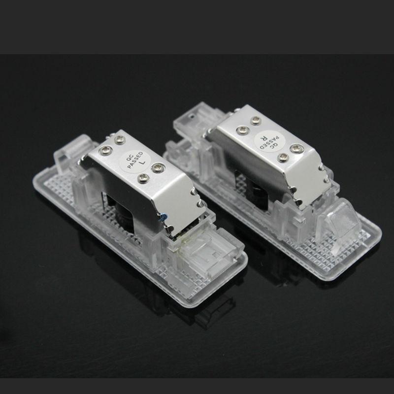2X LED Avtomobil Qapı Proyektoru BMW E39 X5 E53 Z8 E52 5 seriyalı - Avtomobil işıqları - Fotoqrafiya 4