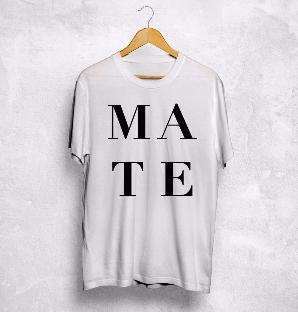b3e7ee7be Soul Mate T Shirts For Couples | Top Mode Depot