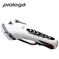 Prologo original zero ii tt cpc tirox 탄소 섬유 초경량 자전거 도로 자전거 안장 자전거 마이크로 화이버 커버 시트 안장
