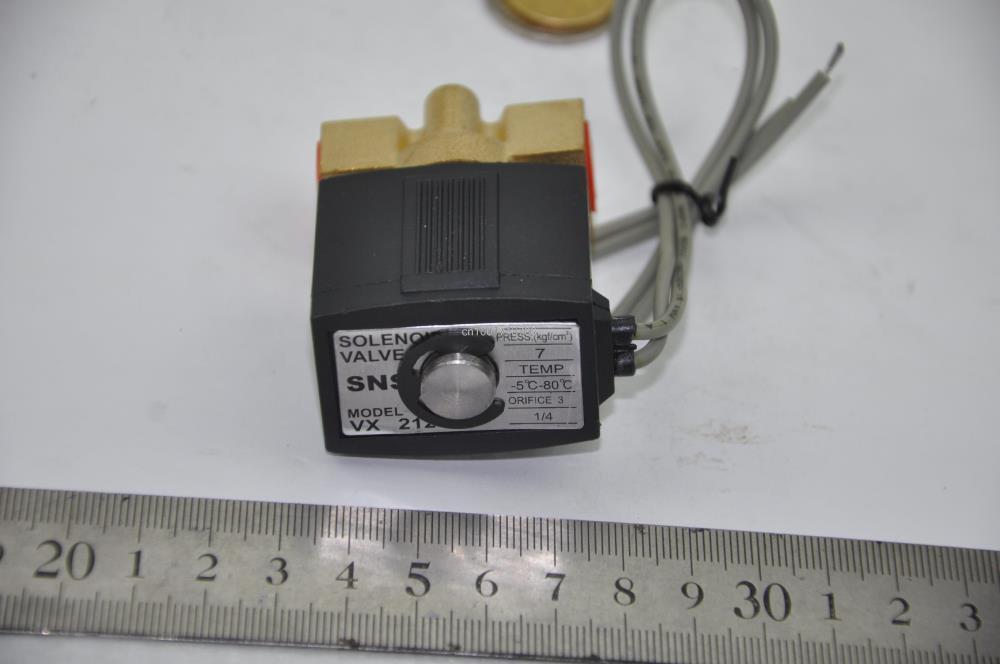 все цены на 2 way 2 position solenoid valve NC VX2120 DC12V онлайн