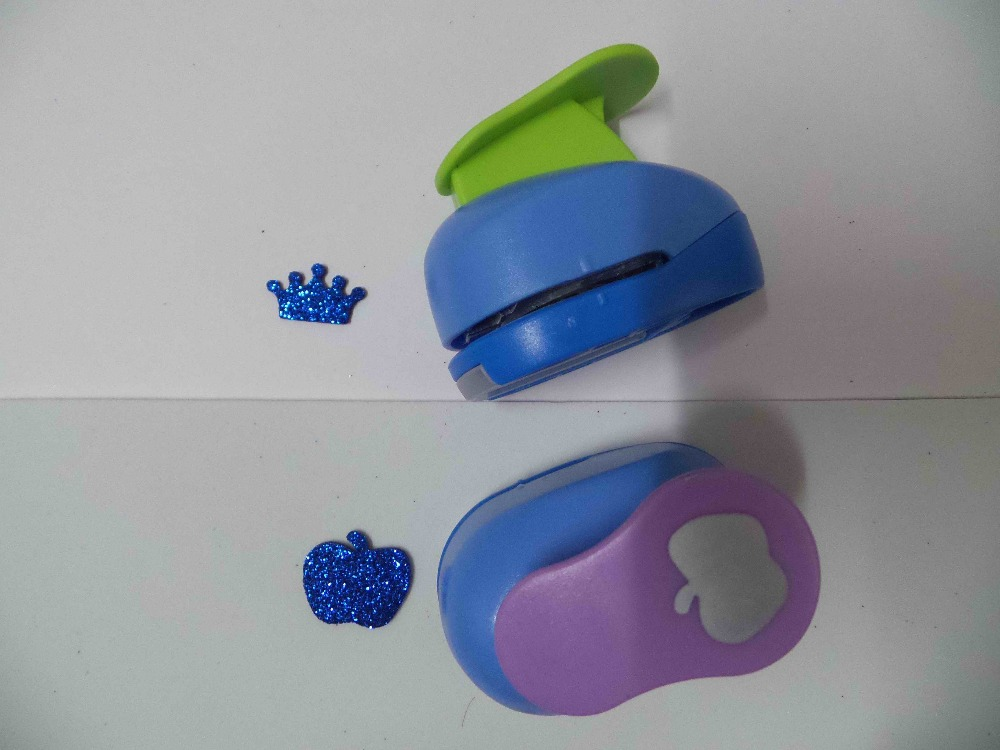 CADY Crafts Punch 1-Inch Paper Punches Puncher Clover