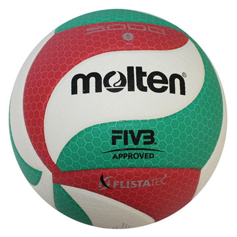 расплавленный волейбол