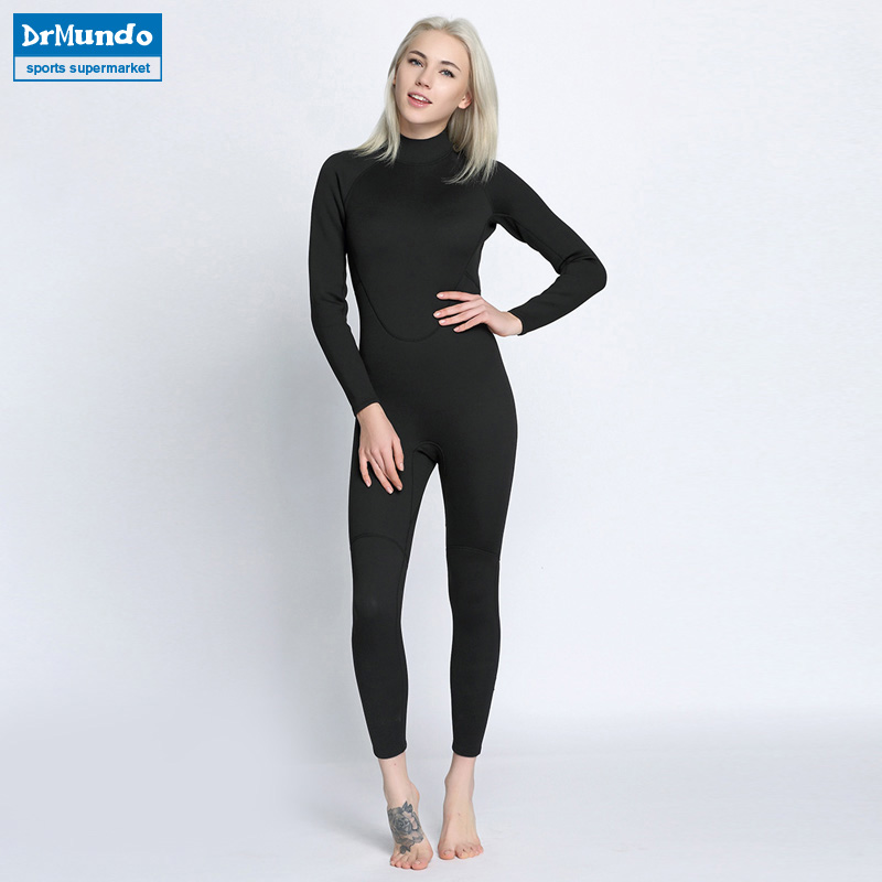 Women's Spearfishing Wetsuit 2MM Neoprene SCR Superelastic Diving Suit Waterproof Warm Professional Surfing Wetsuits Full Suit spearfishing wetsuit 3mm neoprene scuba diving suit snorkeling suit triathlon waterproof keep warm anti uv fishing surf wetsuits