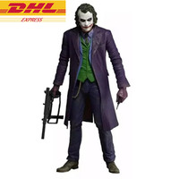 The Dark Knight Batman Enemy 1:4 Joker Megamind PVC Action Figure Collectible Model Toy D373