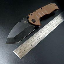 Hohe Qualität MDF-3 klappmesser Stonewash Stahl Griff 440 Klinge Jagd klappmesser outdoor-camping-messer EDC Werkzeuge