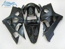 Upgrade Verkleidung kits für SUZUKI 2004 2005 GSXR600 R750 ABS kunststoff verkleidungen kit 04 05 GSXR750 GSXR 600 K4 K5 matte schwarz SZ24