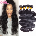 Ms Here Hair Body Wave 4pcs 3pcs Indian Virgin Hair Raw Indian Body Wave Virgin Hair Unprocessed Iwish Human Hair Weave Bundles