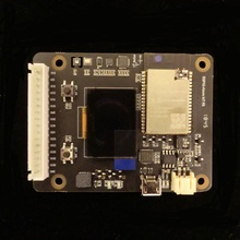 1 قطعة x ESP32 Azure قام المحفل كيت مجلس التنمية مع ESP32 WROVER B