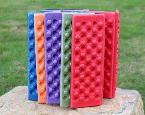 1 Piece Outdoor Portable Foldable EVA Foam Waterproof Garden Cushion Seat Pad