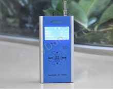 CW HAT200 Handheld Portable Particle Counter PM2.5 PM10 Unit Microgram\Cubic Meter\air Quality Testing Instrument