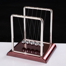 Newton Pendulum Newton Teaching Science Desk Toys Cradle Ste